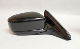 03 04 05 06 07 Honda Accord Right Passenger Side Power Black Door Mirror Oem - $59.39