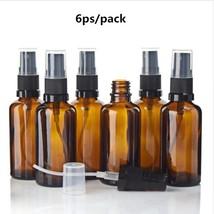 Doristools® 6 X 50ml Refillable Amber Glass Spray Bottle Atomizer Contai... - $27.45