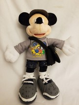 2005 Walt Disney World Mickey Mouse Plush Stuffed with tag - $12.87