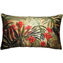 Pillow Decor - Jungle of Ferns 12x20 Throw Pillow - $59.95