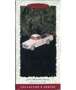 1996 Hallmark All-American Trucks Ornament: 1955 Chevrolet Cameo - $3.95
