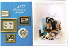1976 USPS Commemorative Year Set With Folder & Stamps MNH Complete - $5.00