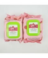 2X YES TO Watermelon Light Hydration Super Fresh Facial Wipes 40 CT - $12.55