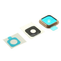 Plastic Camera Lens & Bezel & Sticker Repair Part for Samsung Galaxy S5 ... - $0.99