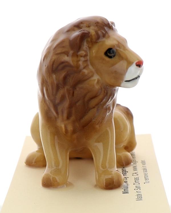 Lion sitting2