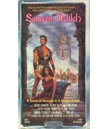 Samson and Delilah [VHS] [VHS Tape] [1984] - $3.29