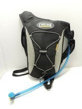 CAMELBAK HYDROBAK Black Nylon Hydration Backpack with 32 Oz (1 Quart) Bl... - $24.70
