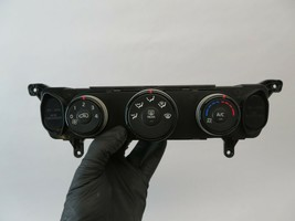 #4912E Kia Soul 14 15 16 2016 Oem Dash Temp Ac Heat Air Climate Control Switch - $49.00