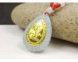 N design top quality flower gold jade necklace for men women hot sales pendant 313 thumb155 crop