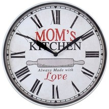 Westclox 32897MK 12-Inch Moms Kitchen Wall Clock - $27.50