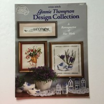 American School of Needlework Cross Stitch Ginnie Thompson Design Collec... - $8.90