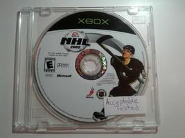 NHL 2002 (Microsoft Xbox, 2001) - $3.85