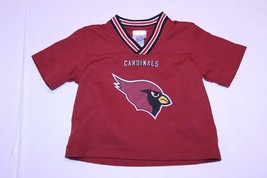 Infant/Baby Arizona Cardinals 12 Months Jersey (Red) NFL Officially Licensed - $16.82