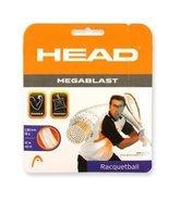 HEAD Megablast Racquetball String Set - 16g Racquet String, White - £8.39 GBP