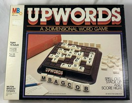 Vintage Upwords: A 3-Dimensional Word Game (1983) - $18.00