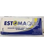 Estomaquil~Relief of Nausea Heartburn Diarrhea & Fullness~Box with 20 E... - $24.74