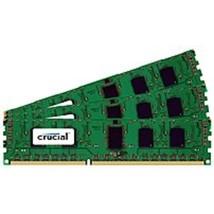 Crucial CT3CP25672BB1067S 6 GB (2 GB x 3) Memory Module - PC-8500 - Regi... - $76.93
