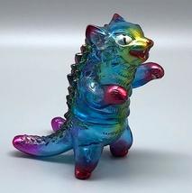 Max Toy Custom Rainbow Negora painted by Mark Nagata image 2