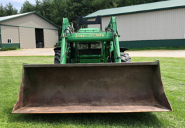 2002 John Deere Model 6220L For Sale in Athens, Michigan 49011 image 3