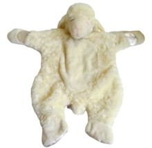 Douglas Baby Lamb Sshlumpie Plush Sheep Security Blanket Lovey Cuddle To... - $21.73