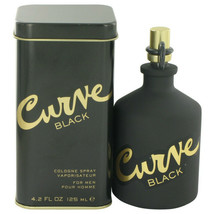 Curve Black Cologne Spray 4.2 Oz For Men  - $34.34