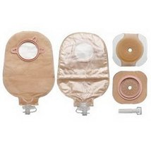 """Hollister New Image Two-Piece Sterile Urostomy Kit 1-3/4"""" Stoma Opening (Box of  - $81.99"""
