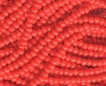 Seed bead rocaille full hank red 4 thumb155 crop