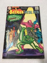 DC Comics Batman And Metal Man 74 Silver Age Oct Nov 1967 - $5.99