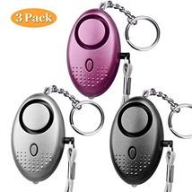 Personal Alarm, 140db SLB Emergency Self-Defense Security Alarm Keychain... - $17.06