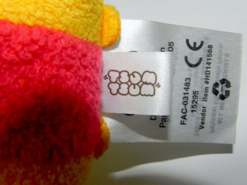 Disney Collection Tsum Tsums Plush Winnie Pooh Bear Stackable Hundred Acre Wood image 6