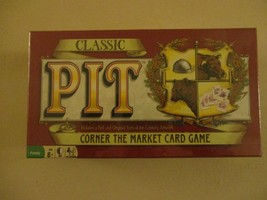 Classic PIT Corner the Market Card Game 2010 SEALED;Hasbro - $31.68