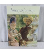 Impressionism Paintings Collected By European Museums HC Coffee Table Ar... - $39.55