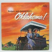 Vintage Rodgers Et Hammerstein's Oklahoma ! Bande Sonore Record Album Vi... - $30.01