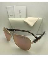 MICHAEL KORS Sunglasses PANDORA MK 1015 1130R1 Rose Gold Tone w/ Rose Go... - $209.95
