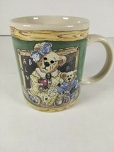 """The Boyds Collection LTD Bear Coffee Tea Mug """"The Great Teacher Inspires"""" - $9.99"""