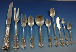 Marlborough by Reed & Barton Sterling Silver Dinner Flatware Set Service 88 Pcs - $5,995.00