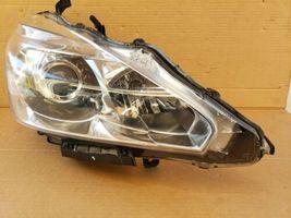13-15 Nissan Altima Sedan HID Xenon Headlight Lamp Passenger Right RH POLISHED image 4