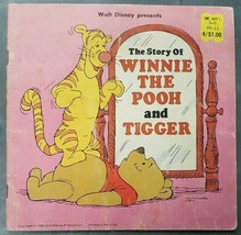 Walt Disney presents The Story of Winnie the Pooh and Tigger Illustrated... - $9.89