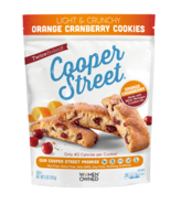 Cooper Street Orange Cranberry Cookies (5 oz Pouches, Pack of 6) - $27.97