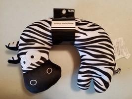 CVS Animal Neck Pillow Zebra - $4.99