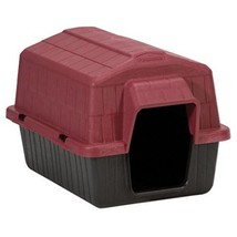 Petmate Barnhome III Dog House - Red & Black - $84.99