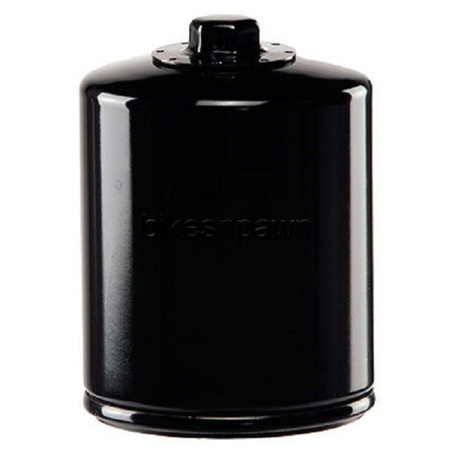 New HiFloFiltro HF-171BRC Black Race Oil Filter for Twin Cam Harley