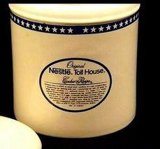 Toll House Cookie Jar AB 132 Vintage image 3