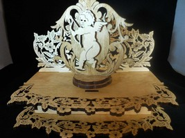 Cubid Music Box- Very elaborate-  Personalized   Free Shipping - $75.00
