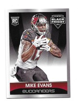 2014 Panini Black Friday Mike Evans Tampa Bay Rookie Card-#/499 - $5.94