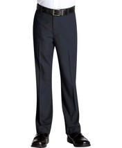 New TM Exposure Kids Boys Junior Toddler Flat Front Slim Fit Dress Pants Slacks