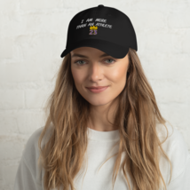 I Am More Than An Athlete Hat / King James / Basketball Dad hat image 5