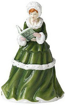 Royal Doulton 9th Day of 12-Days of Christmas Pretty ladies Figurine New... - $128.90