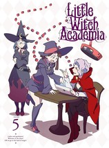 Little Witch Academia Vol.5 Limited Edition Blu-ray (English Subtitles) - $85.00