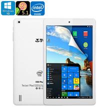 Teclast X80 Plus Tablet PC - Windows 10, Android 5.1, Quad-Core CPU, Goo... - $132.99